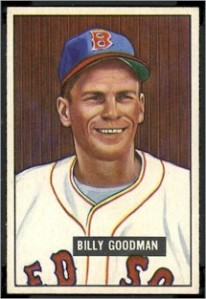 Billy Goodman Front